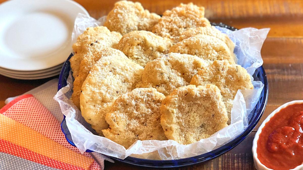 Garlic Fry Bread Namaste Recipes