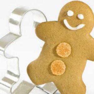 Nana's Gingerbread Cookies