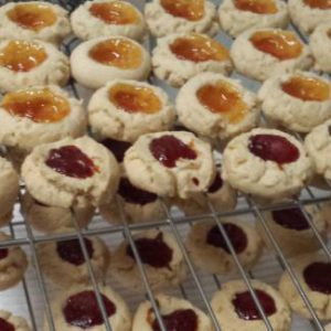 Aeverie's Thumbprint Cookies