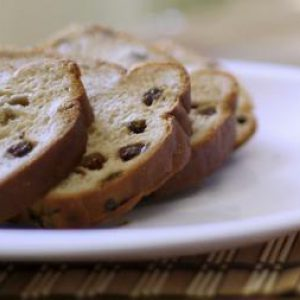 Cinnamon-Raisin Walnut Bread