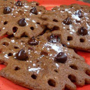 Kids Favorite Waffle Cookies