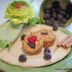 Berry Cinnamon Muffins