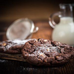 Easy Chocolate Cookies