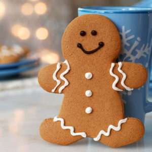 Nana's Gingerbread Cookies