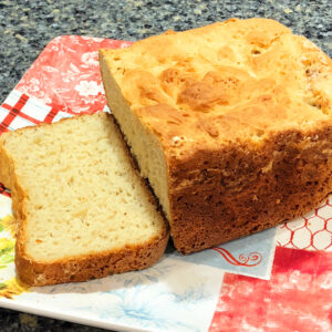 Granny's Gluten Free Oven Baked Bread