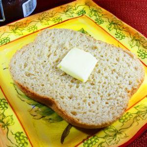 Granny's Gluten Free Breadmaker Bread