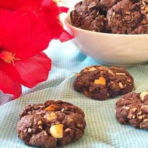 Hawaiian Paradise Cookies