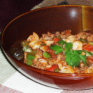 Mexican Goulash