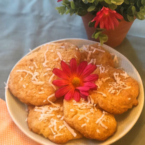 Pineapple Delight Cookies