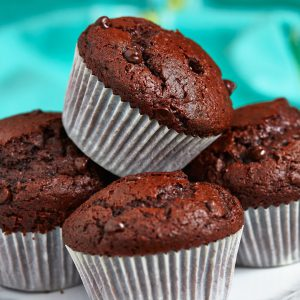 Lean Chocolate Cupcakes