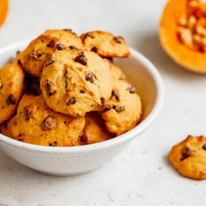 Pumpkin Spice Chocolate Chip Cook