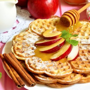 Rise 'n Shine Waffles