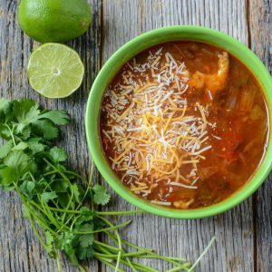 So Easy Sweet 'n Spicy Soup