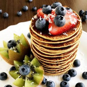 Vegan Chickpea Pancakes